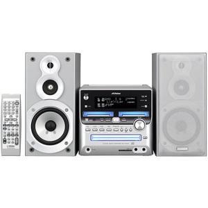 Victor ビクター ダブルMD/CD/カセット コンポ UX-W500  【メーカー名】 VIC...
