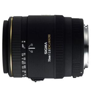 SIGMA 単焦点マクロレンズ MACRO 70mm F2.8 EX DG キヤノン用 フルサイズ対...