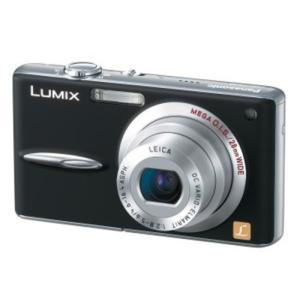 Panasonic デジタルカメラ LUMIX (ルミックス) DMC-FX30 エクストラブラック...