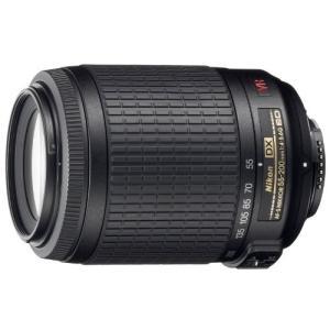 Nikon 望遠ズームレンズ AF-S DX VR Zoom Nikkor 55-200mm f/4-5.6G IF-ED 3-sense
