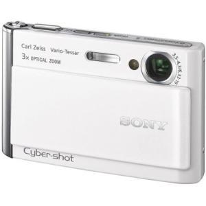 ソニー SONY デジタルカメラ サイバーショット T70 ホワイト DSC-T70-W  【メーカ...