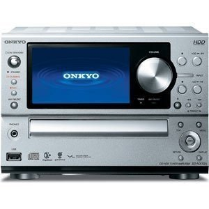 ONKYO CD/HDDチューナーアンプシステム シルバー BR-NX10A(S)  【メーカー名】...