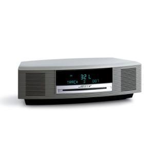 Bose Wave Music System パーソナルオーディオシステム(チタニウムシルバー)  ...