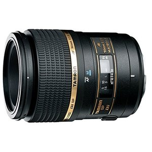 TAMRON 単焦点マクロレンズ SP AF90mm F2.8 Di MACRO 1:1 ニコン用 ...