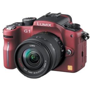 Panasonic デジタル一眼カメラ LUMIX (ルミックス) G1 レンズキット コンフォート...