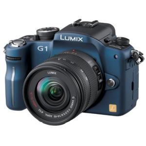 Panasonic デジタル一眼カメラ LUMIX (ルミックス) G1 レンズキット コンフ