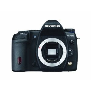 OLYMPUS デジタル一眼レフカメラ E-30 ボディ E-30BODY 3-sense