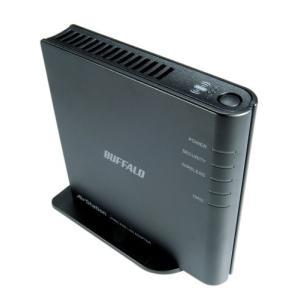 BUFFALO LAN端子用無線子機 メディアコンバータ WLI-TX4-G|3-sense