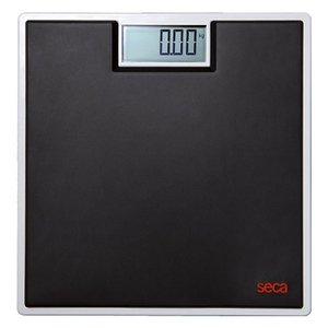 【最大計量 150kg】 デジタルフラットスケール ブラック seca 803  【メーカー名】 s...