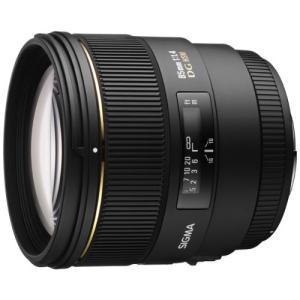 SIGMA 単焦点中望遠レンズ 85mm F1.4 EX DG HSM ソニー用 フルサイズ対応 3...