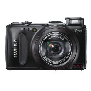 FUJIFILM デジタルカメラ FinePix F550EXR 光学15倍 ブラック FX-F55...