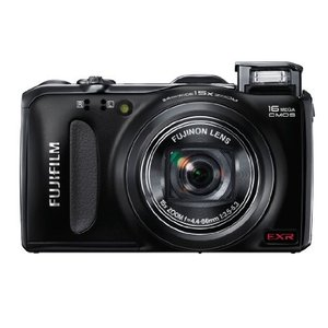FUJIFILM デジタルカメラ FinePix F600EXR ブラック F FX-F600EXR...