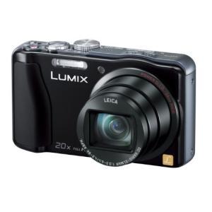 Panasonic デジタルカメラ ルミックス TZ30 光学20倍 ブラック DMC-TZ30-K 3-sense