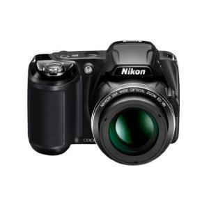 Nikon デジタルカメラ COOLPIX (クールピクス) L810 ブラック L810BK 3-sense