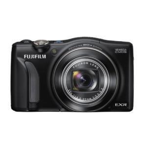 FUJIFILM デジタルカメラ FinePix F770EXR  光学20倍 ブラック F FX-...