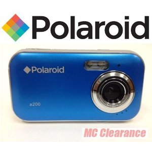 Polaroid caa-200lc 2?MP CMOSデジタルカメラwith 1.44-inch ...