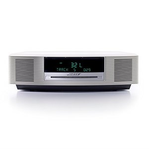 Bose Wave music system III パーソナルオーディオシステム プラチナムホワイ...