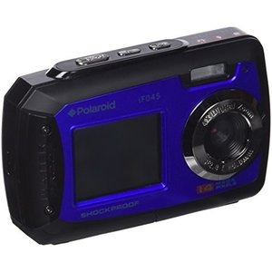 Polaroid 14 MP Waterproof Digital Camera w/2.7+1.8...