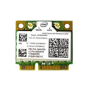 Lenovo Intel Centrino Wireless-N 2230 802.11b/g/n 300Mbps + BlueTooth 3-sense