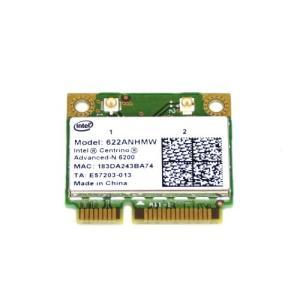 Intel Centrino Advanced-N 6200 802.11a/b/g/n 最大300Mbps (622ANHMW) 3-sense