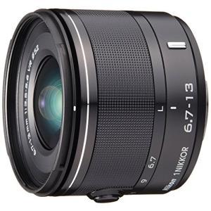 Nikon 広角ズームレンズ 1 NIKKOR VR 6.7-13mm f/3.5-5.6 ブラック...