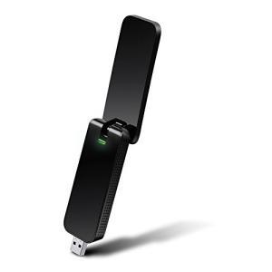 TP-Link WiFi 無線LAN 子機 USB3.0 866+400Mbps MU-MIMO ビ...
