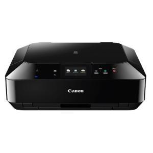 Canon インクジェットプリンター複合機 PIXUS MG7130 BK|3-sense