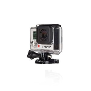 GoPro Hero 3 Plus Camcorder - Silver Edition