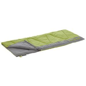 ロゴス(LOGOS) 丸洗い寝袋フィールダー・2 ライトグリーン [最低使用温度2|3-sense