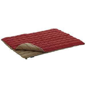 ロゴス 寝袋 2in1 Wサイズ丸洗い寝袋・0[最低使用温度0度] 72600690|3-sense