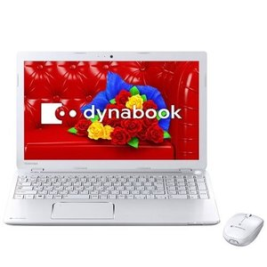 東芝 ノートパソコン dynabook T554/45LW(Microsoft Office Home and Busin|3-sense