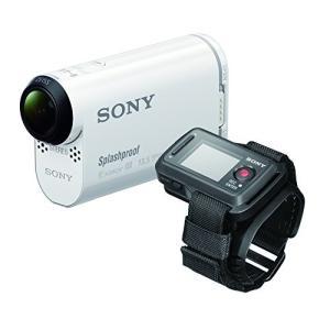 SONY ビデオカメラ アクションカム AS100VR ライブビューリモコンキット ウ 3-sense