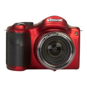 Polaroid is2634-red/kit-amx 16デジタルカメラwith 3インチLCD ...