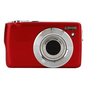 Polaroid IS625-RED-FHUT 16.1 Digital Camera with 2...