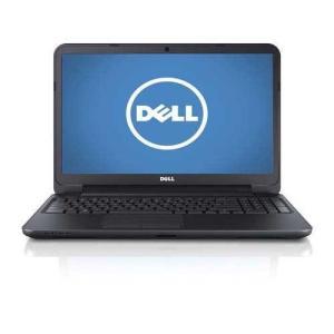 Dell Inspiron 15 i15RV-5238BLK Intel i3-4010U Processor 4GB Memory 500 3-sense