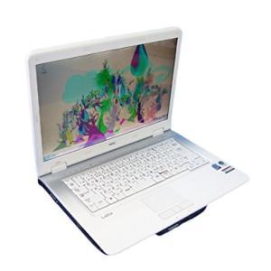 【ノートパソコン】NEC LaVie LL750/M/Win7搭載/リカバリCD・OFFICE付き/無|3-sense