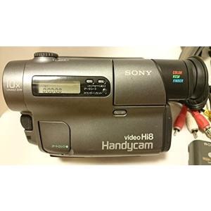 ソニー CCD-TR3 8mmビデオカメラ(8mmビデオデッキ) ハンディカム VideoH