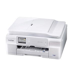 brother A4インクジェットプリンター複合機/10/12ipm/両面印刷/無線LAN/ADF|3-sense