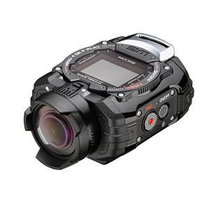 RICOH 防水アクションカメラ  WG-M1 ブラック  WG-M1 BK 08271 3-sense