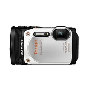 OLYMPUS デジタルカメラ STYLUS TG-860 Tough ホワイト 防水性能15m 可...