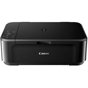 Canon インクジェットプリンター複合機 PIXUS MG3630 BK ブラック|3-sense