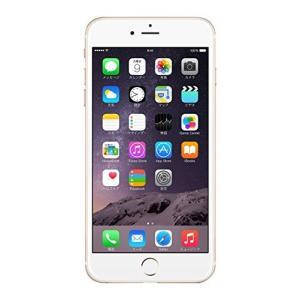 Apple iPhone 6 Plus 128GB ゴールド 【au 白ロム】MGAF2J|3-sense