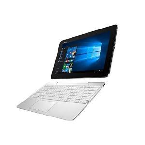 ASUS 2in1 タブレット ノートパソコン TransBook T100HA-WHITE Windows10/1|3-sense