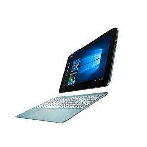 ASUS 2in1 タブレット ノートパソコン TransBook T100HA-BLUE Windows10/Mi|3-sense