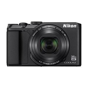Nikon デジタルカメラ COOLPIX A900 光学35倍ズーム 2029万画素 ブラック A...
