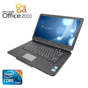 【Microsoft Office 2010搭載】【Win 7搭載】NEC VY22G/X-A/新世...