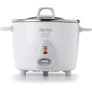 restaurant-quality 14-cup Rice Cooker withステンレススチー...