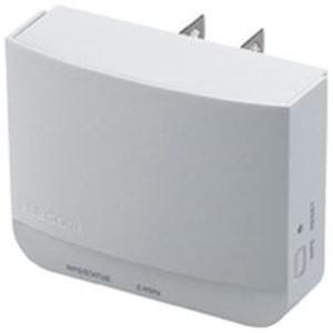( お徳用 5セット ) エレコム(ELECOM) 無線LAN中継器300Mbps WTC-300H...