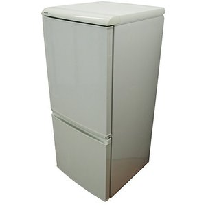 SHARPシャープ 135L 2ドア冷蔵庫 SJ-614-W 右開き ホワイト  【メーカー名】 S...