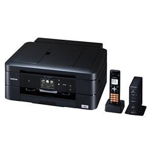 brother プリンター A4 インクジェット複合機 MFC-J907DN FAX/子機1台付き/|3-sense